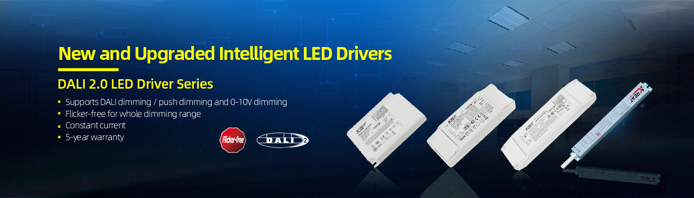 China am besten Fahrer DALI2.0 Dimmable LED en ventes